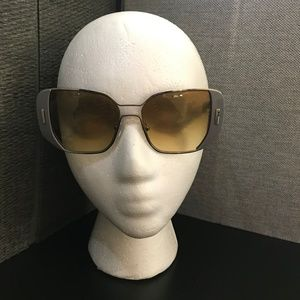 UNUSED Prada PR 59SS Semi Metal/Plastic Sunglasses